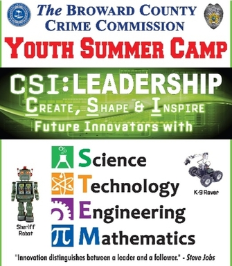 Educational Conference Broward County Crime Commission Csi